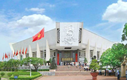 Let's plan your trip into Ho Chi Minh Museum in Ba Dinh Hanoi Vietnam
