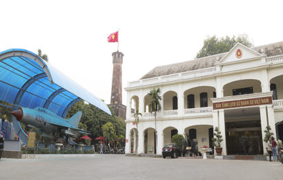 Vietnam Military History Museum, the interested site to come in Hanoi