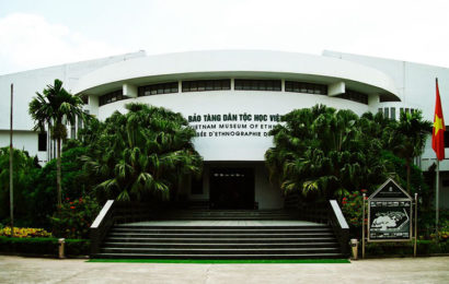 Vietnam Museum of Ethnology in Cau Giay County, Hanoi