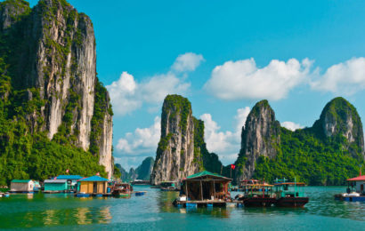 Ha Long Bay – UNESCO heritage site in Quang Ninh, Vietnam