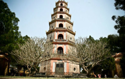 Thien Mu Pagoda – The Pagoda of the Celestial Lady in Hue