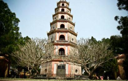 Thien Mu Pagoda – The Pagoda of the Celestial Lady in Hue