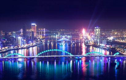 Dragon Bridge in Da Nang – beautiful view of the longest bridge in Vietnam