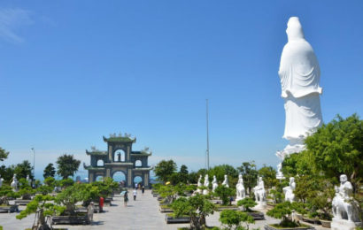 Linh Ung pagoda in Bai But – Son Tra, an attractive tourist site in Da Nang