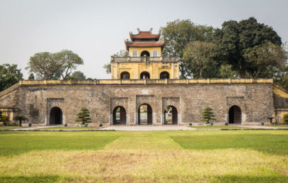 The Imperial Citadel of Thang Long – collection of vivid images