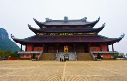 Bai Dinh Pagoda in Ninh Binh Vietnam – a religious complex