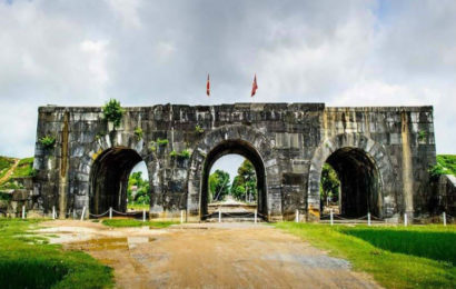 Citadel of the Ho dynasty – a world cultural heritage in Vietnam