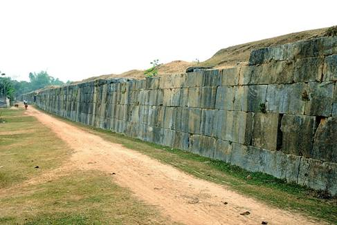 Wall of the Citadel