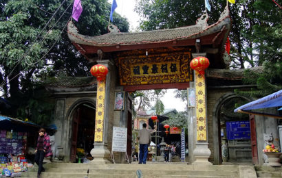 Bao Ha Temple in Lao Cai – a beautiful place of Vietnam in festival