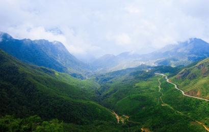 O Quy Ho pass – one of four daunting passes in Vietnam's northwestern