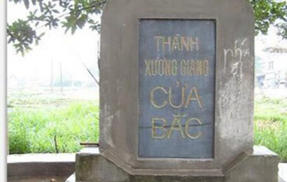 Travel to Xuong Giang Ancient Citadel in Bac Giang, Vietnam