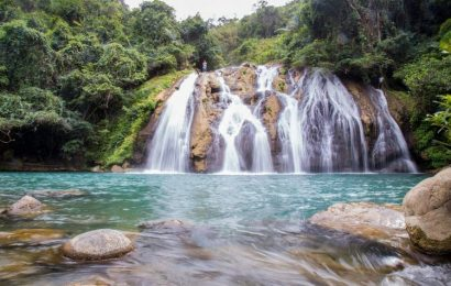 Trang Ta Puong Waterfall – a hidden charm in Quang Tri