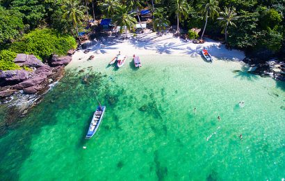 Phu Quoc island ranked 7 on TripAdvisor's list of 25 emerging travel destinations