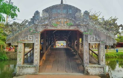 Thanh Toan Bridge the highest artistic value among Vietnam's old bridges