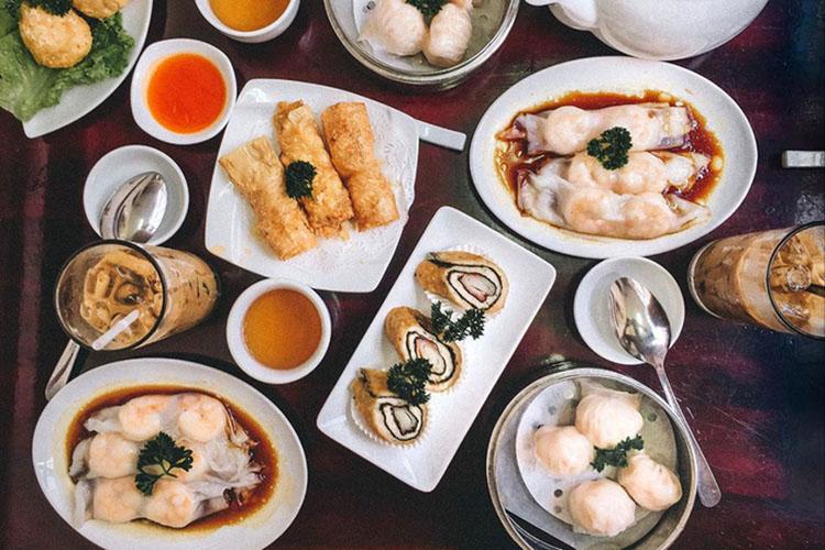 Five Saigon restaurants boast fine cuisine the signature Hong Kong vibe