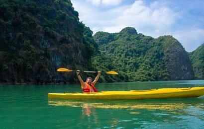 Set yourself adrift at these top Vietnamese kayaking hubs
