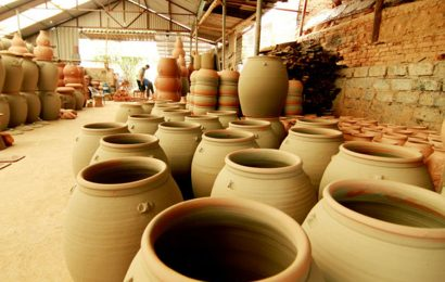 The pottery making techniques of the ethnic Cham people of Binh Thuan