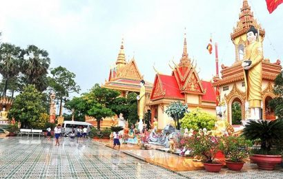 Xiem Can Pagoda a place of worship and a repository of Khmer culture