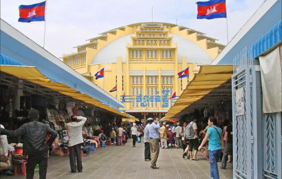 Cambodian market in Ho Chi Minh City has long attracted visitors