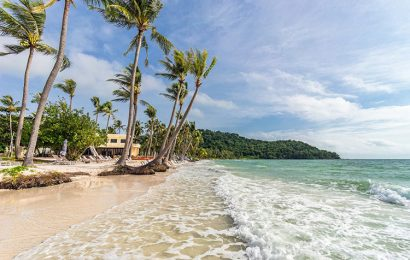 Vietnam's largest island Phu Quoc boasts six stunning beaches