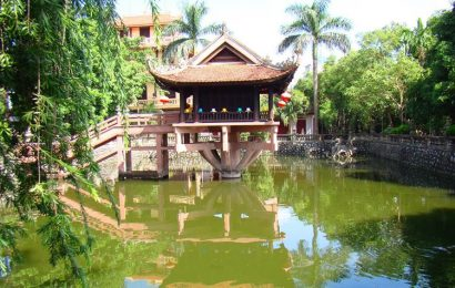 10 beautiful photos about One Pillar Pagoda ( Chua Mot Cot ) in Ha Noi